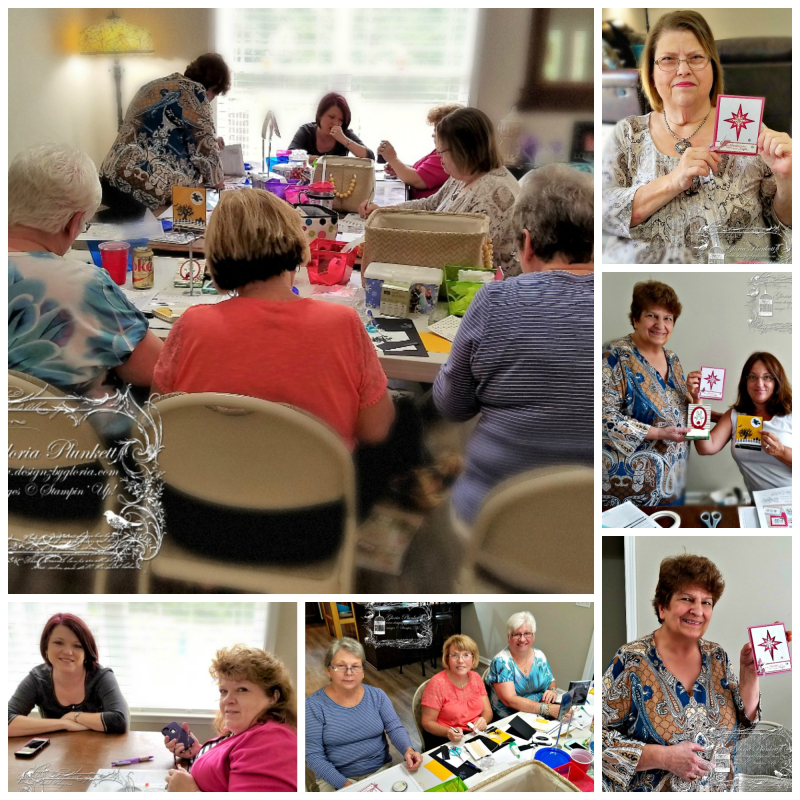 Stamp Club September 2016 Collage