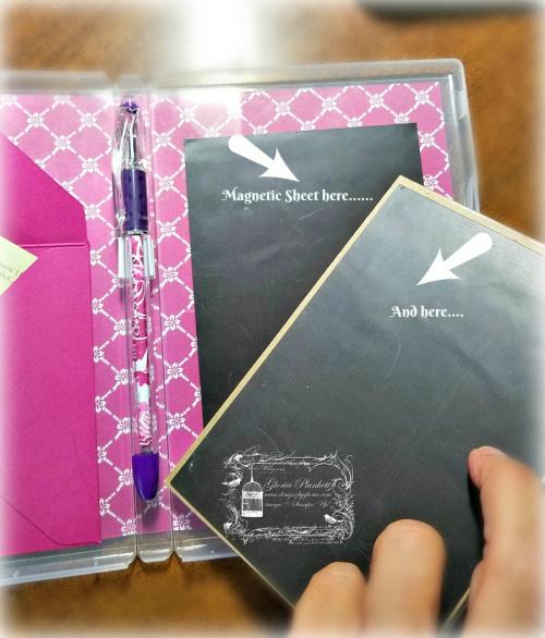 Magnetic Notepad Holder 3