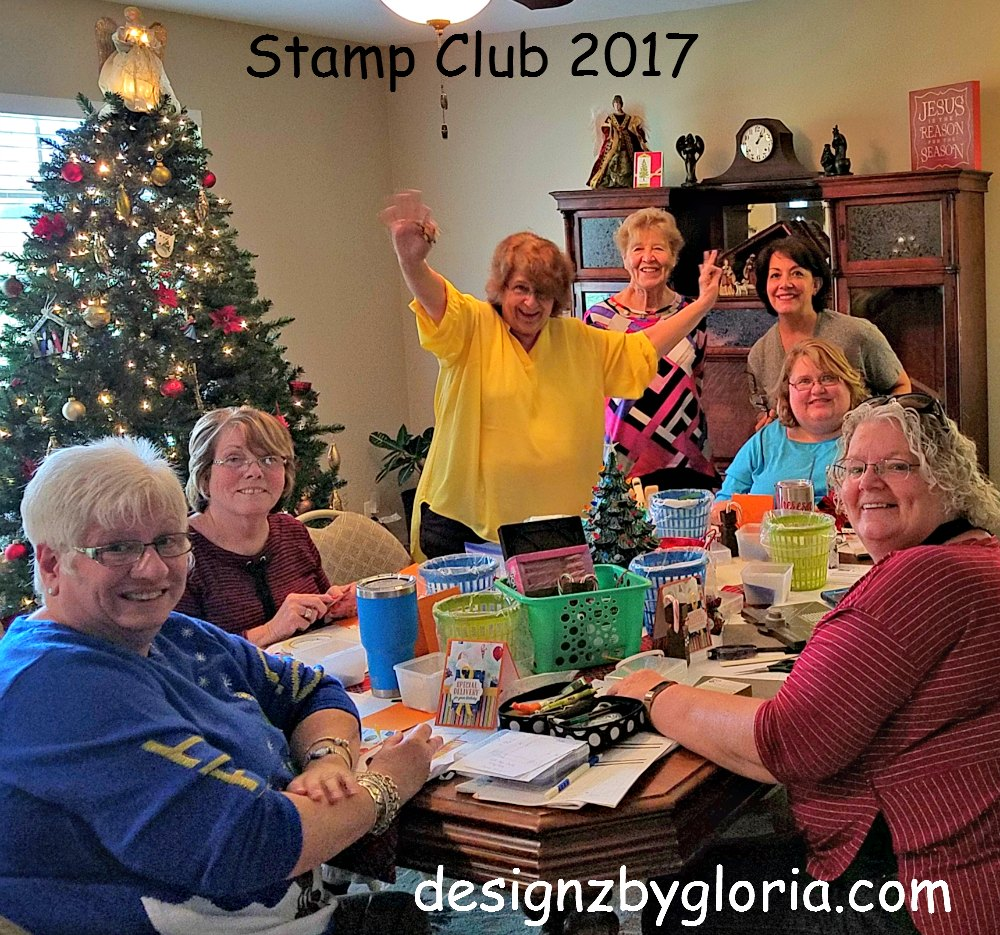 Stamp Club 2017 2