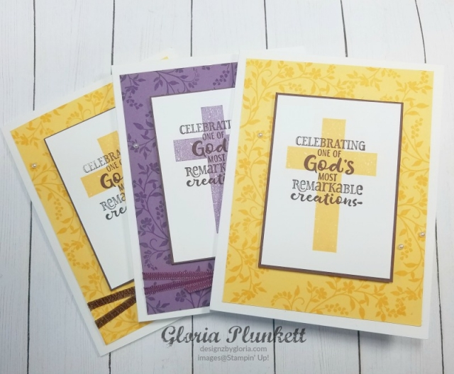 stampin up hold on to hope handmae homemade crafts how to diy free tutorial