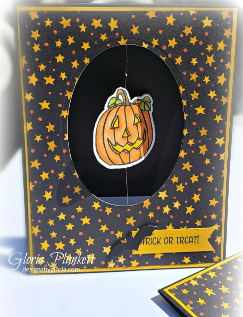Toil & trouble designer series paper – season chums stampin up- demonstrator - how to - diy - handmade - homemade - rubber stamping – crafts