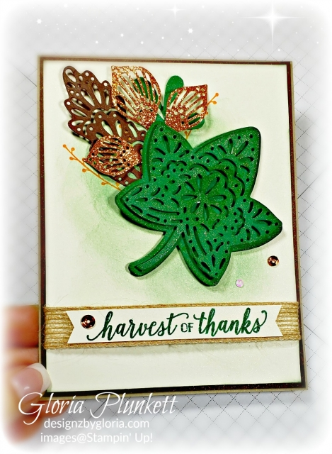 Falling for leaves  stampin' up! demonstrator  how to  diy  handmade  homemade  rubber stamping  crafts cardmaking