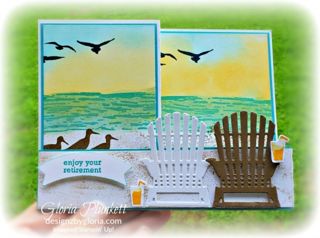 Colorful seasons stamp set stampin' up! demonstrator how to diy handmade homemade rubber stamping crafts cardmaking