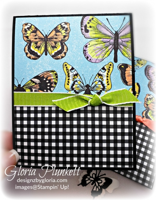 Botanical butterflies dsp stampin' up! demonstrator  how to  diy  handmade  homemade  rubber stamping  crafts cardmaking