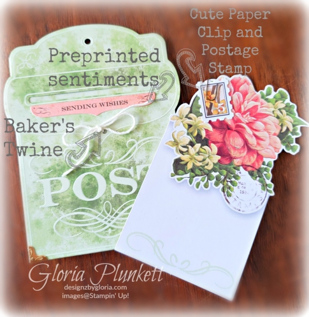 Precious Parcel Card Kit Forever lovely Set all my love designer series paper stampin' up! demonstrator  how to  diy  handmade  homemade  rubber stamping  crafts cardmaking