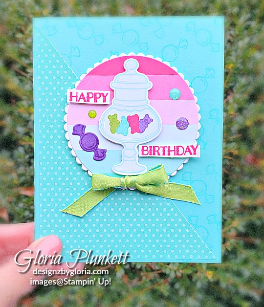 How sweet it is suite stamp Set all my love designer series paper stampin' up! demonstrator  how to  diy  handmade  homemade  rubber stamping  crafts cardmaking
