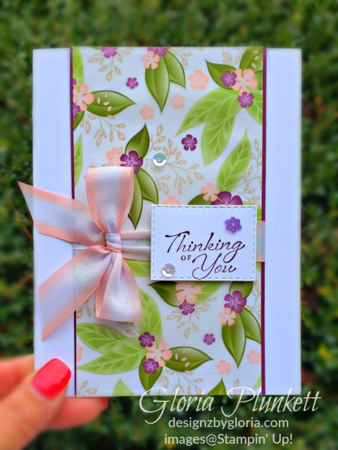 Wonderful romance Set floral romance specialty designer series paper stampin' up! demonstrator  how to  diy  handmade  homemade  rubber stamping  crafts cardmaking