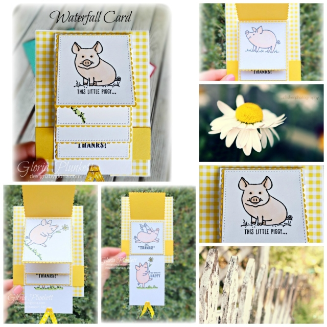 This Little Piggy stamp set  dies all my love designer series paper stampin' up! demonstrator  how to  diy  handmade  homemade  rubber stamping  crafts cardmaking