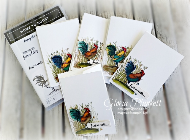 Home to roost dies all my love designer series paper stampin' up! demonstrator  how to  diy  handmade  homemade  rubber stamping  crafts cardmaking