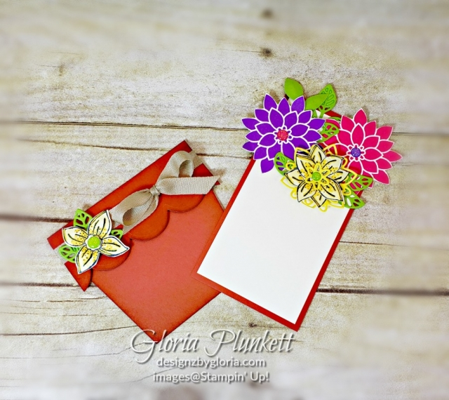 Flower Pot Card with Tutorial