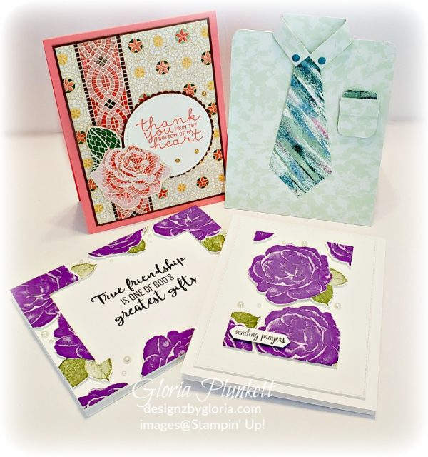 Stamp Club Fun and Last Chance Today!! - Designz By Gloria