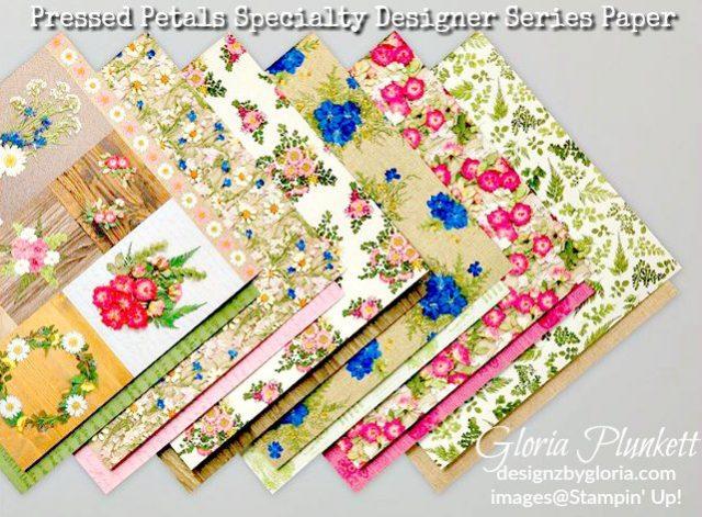 Gloria Plunkett designzbygloria.com images@Stampin' Up!