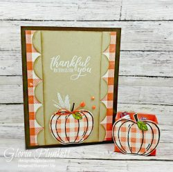 Gather together stamp set, harvest hellos stamp set, tiny keepsakes stamp set, august 2018 paper pumpkin, apple builder punch, 2019-2021 faced dots, splitcoaststampers, whisper white craft ink, gorgeous grape cardstock, highland heather cardstock, woven threads designer series paper, basic pattern decorative masks, memento tuxedo black ink, black stazon ink, thick whisper white cardstock, whisper white cardstock, stamparatus, aqua painters, blender pens, clear wink of stella, stampin' trimmer, very vanilla cardstock, sponge daubers, dimensionals, paper snips, multipurpose liquid glue take your pick, SNAIL adhesive, stampin' up! Demonstrator, how to, diy handmade, homemade, rubber stamping, greeting card, crafts cardmaking