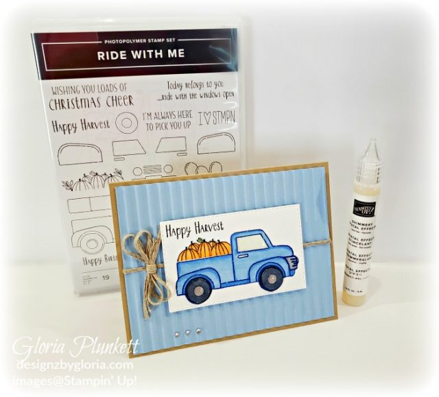 Ride with me classic ink, stampin sponge, perfectly plaid Stamp set, truck ride dies, shimmery crystal effects, braided linen ribbon, to every season stamp set, every season punch, gold foil paper, shaded spruce cardstock, cherry cobbler cardstock, wrapped in plaid 6 x 6 designer series paper, thick whisper cardstock, silicone craft mat, grid paper, gold delicata reinker, braided linen trim, come to gather designer series paper, splitcoaststampers, come painters, blender pens, clear wink of stella, stampin' trimmer, very vanilla cardstock, sponge daubers,  dimensionals, paper snips, multipurpose liquid glue take your pick, SNAIL adhesive, stampin' up! Demonstrator, how to, diy handmade, homemade, rubber stamping, greeting card, crafts cardmaking  to gathered ribbon combo pack, Tags & More Accessory kit, every season punch pack, bronze delicata ink pad, black stampin dimensionals, detailed trio punch, basic black cardstock, old olive classic ink,  memento tuxedo black ink, black stazon ink,    thick whisper white cardstock, whisper white cardstock,  stamparatus, aqua painters