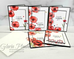 "Painted poppies stamp set, gold glitter enamel dots, cherry cobbler cardstock, mossy meadow cardstock, night before christmas designer series paper, tear n tape, 1"" circle punch, simply scored, paper trimmer, Paper Snips, Take Your Pick Tool, Stampin' Sponges, White Chalk Marker, Stitched Rectangle Dies, sip & celebrate dies, Grid Paper, stampin sponge, perfectly plaid Stamp set, truck ride dies, shimmery crystal effects, braided linen ribbon, to every season stamp set, every season punch, gold foil paper, shaded spruce cardstock, cherry cobbler cardstock, wrapped in plaid 6 x 6 designer series paper, thick whisper cardstock, silicone craft mat, grid paper, gold delicata reinker, polka dot tulle ribbon, come to gather designer series paper, splitcoaststampers, come painters, blender pens, clear wink of stella, stampin' trimmer, very vanilla cardstock, sponge daubers, dimensionals, paper snips, multipurpose liquid glue take your pick, SNAIL adhesive, stampin' up! Demonstrator, how to, diy handmade, homemade, rubber stamping, greeting card, crafts cardmaking to gathered ribbon combo pack, Tags & More Accessory kit, every season punch pack, bronze delicata ink pad, black stampin dimensionals, detailed trio punch, basic black cardstock, old olive classic ink, memento tuxedo black ink, black stazon ink, thick whisper white cardstock, whisper white cardstock, stamparatus, aqua painters"