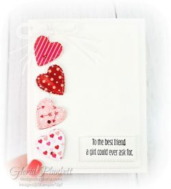 "Meant to be stamp set, with all my heart specialty designer series paper, stitched be mine dies, rectangle stitched framelits, 5/8"" whisper white flax ribbon, real red rhinestones, silicone craft mat, white embossing powder, versamark ink pad, heat tool, watercolor paper, crumb cake cardstock, tear n tape, 1"" circle punch, simply scored, paper trimmer, Paper Snips, Take Your Pick Tool, Stampin' Sponges, White Chalk Marker, Stitched Rectangle Dies, sip & celebrate dies, Grid Paper, stampin sponge, perfectly plaid Stamp set, truck ride dies, shimmery crystal effects, braided linen ribbon, to every season stamp set, every season punch, gold foil paper, shaded spruce cardstock, cherry cobbler cardstock, wrapped in plaid 6 x 6 designer series paper, thick whisper cardstock, silicone craft mat, grid paper, polka dot tulle ribbon, come to gather designer series paper, splitcoaststampers, come painters, blender pens, clear wink of stella, stampin' trimmer, very vanilla cardstock, sponge daubers, dimensionals, paper snips, multipurpose liquid glue take your pick, SNAIL adhesive, stampin' up! Demonstrator, how to, diy handmade, homemade, rubber stamping, greeting card, crafts cardmaking to gathered ribbon combo pack, Tags & More Accessory kit, black stampin dimensionals, detailed trio punch, basic black cardstock, old olive classic ink, memento tuxedo black ink, black stazon ink, thick whisper white cardstock, whisper white cardstock, stamparatus, aqua painters"