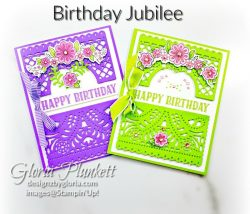 "Birthday jubilee set, lily impressions designer series paper, jubilee beauty dies, granny apple green cardstock, basic black cardstock, gorgeous grape cardstock, rococo rose light and dark stampin' blends, granny apple green dark and light stampin' blends, watercolor pencils, blender pen, petal pink cardstock, stitched so sweetly dies, rectangle stitched framelits, 5/8"" whisper white flax ribbon, real red rhinestones, silicone craft mat, white embossing powder, versamark ink pad, heat tool, watercolor paper, crumb cake cardstock, tear & tape, 1"" circle punch, simply scored, paper trimmer, Paper Snips, Take Your Pick Tool, Stampin' Sponges, White Chalk Marker, Stitched Rectangle Dies, sip & celebrate dies, Grid Paper, stampin sponge, perfectly plaid Stamp set, truck ride dies, shimmery crystal effects, braided linen ribbon, to every season stamp set, every season punch, gold foil paper, shaded spruce cardstock, cherry cobbler cardstock, wrapped in plaid 6 x 6 designer series paper, thick whisper cardstock, silicone craft mat, grid paper, polka dot tulle ribbon, come to gather designer series paper, splitcoaststampers, come painters, blender pens, clear wink of stella, stampin' trimmer, very vanilla cardstock, sponge daubers, dimensionals, paper snips, multipurpose liquid glue take your pick, SNAIL adhesive, stampin' up! Demonstrator, how to, diy handmade, homemade, rubber stamping, greeting card, crafts cardmaking to gathered ribbon combo pack, Tags & More Accessory kit, black stampin dimensionals, detailed trio punch, basic black cardstock, old olive classic ink, memento tuxedo black ink, black stazon ink, thick whisper white cardstock, whisper white cardstock, stamparatus, aqua painters, simply shammy"