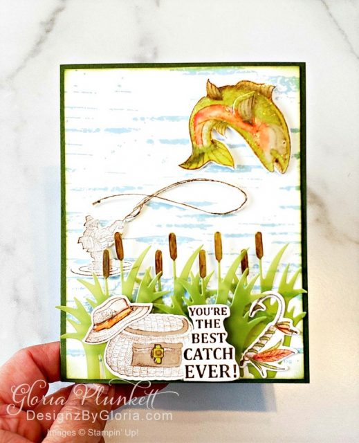 """Best catch stamp set, catch of the day dies, botanical prints die, seaside spray cardstock, pressed petals specialty designer series paper, botanical prints product medley, detailed band dies, ornate layers dies, Ornate style stamp set, ornate garden specialty designer series paper, ornate layers dies, grapefruit grove cardstock, gold glitter enamel dots, coastal weave 3d embossing folder, basket weave embossing folder, a wish for everything stamp set, word wishes dies, ornate layers dies, ornate floral 3d embossing folder, ornate garden ribbon, ornate garden specialty designer series paper, best dressed 6"""" x 6"""" dsp, pear pizzazz classic ink, sponge daubers, peaceful moments stamp set, subtles embossing folder, rectangle stitched dies, saddle brown stazon ink, blushing bride cardstock, from my heart faceted gems, pear pizzazz classic ink, pleased as punch designer series paper, granny apple green cardstock, basic black cardstock, gorgeous grape cardstock, rococo rose light and dark stampin' blends, granny apple green dark and light stampin' blends, watercolor pencils, blender pen, petal pink cardstock, stitched so sweetly dies, rectangle stitched framelits, 5/8"""" whisper white flax ribbon, real red rhinestones, silicone craft mat, white embossing powder, versamark ink pad, heat tool, watercolor paper, crumb cake cardstock, tear & tape, 1"""" circle punch, simply scored, paper trimmer, Paper Snips, Take Your Pick Tool, Stampin' Sponges, White Chalk Marker, Stitched Rectangle Dies, sip & celebrate dies, Grid Paper, stampin sponge, perfectly plaid Stamp set, truck ride dies, shimmery crystal effects, braided linen ribbon, to every season stamp set, every season punch, gold foil paper, shaded spruce cardstock, cherry cobbler cardstock, wrapped in plaid 6 x 6 designer series paper, thick whisper cardstock, silicone craft mat, grid paper, polka dot tulle ribbon, come to gather designer series paper, splitcoaststampers, come painters, blender pens, clear wink of stella, stampi"""