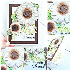 "Celebrate sunflowers stamp set, sunflower dies, good taste designer series paper, pressed petals journal, pear pizzazz cardstock, seaside spray cardstock, pressed petals specialty designer series paper, botanical prints product medley, detailed band dies, ornate layers dies, Ornate style stamp set, ornate garden specialty designer series paper, ornate layers dies, grapefruit grove cardstock, gold glitter enamel dots, coastal weave 3d embossing folder, basket weave embossing folder, a wish for everything stamp set, word wishes dies, ornate layers dies, ornate floral 3d embossing folder, ornate garden ribbon, ornate garden specialty designer series paper, best dressed 6"" x 6"" dsp, pear pizzazz classic ink, sponge daubers, peaceful moments stamp set, subtles embossing folder, rectangle stitched dies, saddle brown stazon ink, blushing bride cardstock, from my heart faceted gems, pear pizzazz classic ink, pleased as punch designer series paper, granny apple green cardstock, basic black cardstock, gorgeous grape cardstock, rococo rose light and dark stampin' blends, granny apple green dark and light stampin' blends, watercolor pencils, blender pen, petal pink cardstock, stitched so sweetly dies, rectangle stitched framelits, 5/8"" whisper white flax ribbon, real red rhinestones, silicone craft mat, white embossing powder, versamark ink pad, heat tool, watercolor paper, crumb cake cardstock, tear & tape, 1"" circle punch, simply scored, paper trimmer, Paper Snips, Take Your Pick Tool, Stampin' Sponges, White Chalk Marker, Stitched Rectangle Dies, sip & celebrate dies, Grid Paper, stampin sponge, perfectly plaid Stamp set, truck ride dies, shimmery crystal effects, braided linen ribbon, to every season stamp set, every season punch, gold foil paper, shaded spruce cardstock, cherry cobbler cardstock, wrapped in plaid 6 x 6 designer series paper, thick whisper cardstock, silicone craft mat, grid paper, polka dot tulle ribbon, come to gather designer series paper, splitcoaststampers, come painters, blender pens, clear wink of stella, stampin' trimmer, very vanilla cardstock, sponge daubers, dimensionals, paper snips, multipurpose liquid glue take your pick, SNAIL adhesive, stampin' up! Demonstrator, how to, diy handmade, homemade, rubber stamping, greeting card, crafts cardmaking to gathered ribbon combo pack, Tags & More Accessory kit, black stampin dimensionals, detailed trio punch, basic black cardstock, old olive classic ink, memento tuxedo black ink, black stazon ink, thick whisper white cardstock, whisper white cardstock, stamparatus, aqua painters, simply shammy shammie"