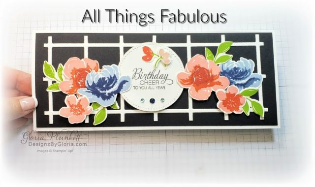 "All things fabulous stamp set, in good taste designer series paper, best plaid guilder dies, stitched rectangle dies, parcels & petals stamp set, hammered metal 3d embossing folder, peony dies, positive thoughts stamp set, layering square dies, Playful alphabet dies, Pampered pets stamp set, pet dies, whale builder punch, playful pets designer series paper, whale of a time dsp, 3/8"" sheer ribbon, whale of a time sequins, Gold hoop embellishments, free as a bird stamp set, magenta madness cardstock, cinnamon cider cardstock, just jade cardstock, magenta madness cardstock, jar punch, ornate garden specialty designer series paper, itty bitty greetings, pear pizzazz cardstock, seaside spray cardstock, pressed petals specialty designer series paper, botanical prints product medley, detailed band dies, ornate layers dies, Ornate style stamp set, ornate garden specialty designer series paper, ornate layers dies, grapefruit grove cardstock, gold glitter enamel dots, coastal weave 3d embossing folder, basket weave embossing folder, a wish for everything stamp set, word wishes dies, ornate layers dies, ornate floral 3d embossing folder, ornate garden ribbon, ornate garden specialty designer series paper, best dressed 6"" x 6"" dsp, pear pizzazz classic ink, sponge daubers, peaceful moments stamp set, subtles embossing folder, rectangle stitched dies, saddle brown stazon ink, blushing bride cardstock, from my heart faceted gems, pear pizzazz classic ink, pleased as punch designer series paper, granny apple green cardstock, basic black cardstock, gorgeous grape cardstock, rococo rose light and dark stampin' blends, granny apple green dark and light stampin' blends, watercolor pencils, blender pen, petal pink cardstock, stitched so sweetly dies, rectangle stitched framelits, 5/8"" whisper white flax ribbon, real red rhinestones, silicone craft mat, white embossing powder, versamark ink pad, heat tool, watercolor paper, crumb cake cardstock, tear & tape, 1"" circle punch, simply scored, paper trimmer, Paper Snips, Take Your Pick Tool, Stampin' Sponges, White Chalk Marker, Stitched Rectangle Dies, sip & celebrate dies, Grid Paper, stampin sponge, perfectly plaid Stamp set, truck ride dies, shimmery crystal effects, braided linen ribbon, to every season stamp set, every season punch, gold foil paper, shaded spruce cardstock, cherry cobbler cardstock, wrapped in plaid 6 x 6 designer series paper, thick whisper cardstock, silicone craft mat, grid paper, polka dot tulle ribbon, come to gather designer series paper, splitcoaststampers, come painters, blender pens, clear wink of stella, stampin' trimmer, very vanilla cardstock, sponge daubers, dimensionals, paper snips, multipurpose liquid glue take your pick, SNAIL adhesive, stampin' up! Demonstrator, how to, diy handmade, homemade, rubber stamping, greeting card, crafts cardmaking to gathered ribbon combo pack, Tags & More Accessory kit, black stampin dimensionals, detailed trio punch, basic black cardstock, old olive classic ink, memento tuxedo black ink, black stazon ink, thick whisper white cardstock, whisper white cardstock, stamparatus, aqua painters, simply shammy shammie"