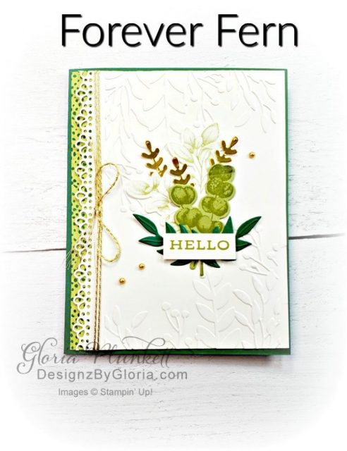 """Forever fern stamp set, forever greenery designer series forever flourishing dies, stitched rectangle dies, parcels & petals stamp set, hammered metal 3d embossing folder, peony dies, positive thoughts stamp set, layering square dies, Playful alphabet dies, Pampered pets stamp set, pet dies, whale builder punch, playful pets designer series paper, whale of a time dsp, 3/8"""" sheer ribbon, whale of a time sequins, Gold hoop embellishments, free as a bird stamp set, magenta madness cardstock, cinnamon cider cardstock, just jade cardstock, magenta madness cardstock, jar punch, ornate garden specialty designer series paper, itty bitty greetings, pear pizzazz cardstock, seaside spray cardstock, pressed petals specialty designer series paper, botanical prints product medley, detailed band dies, ornate layers dies, Ornate style stamp set, ornate garden specialty designer series paper, ornate layers dies, grapefruit grove cardstock, gold glitter enamel dots, coastal weave 3d embossing folder, basket weave embossing folder, a wish for everything stamp set, word wishes dies, ornate layers dies, ornate floral 3d embossing folder, ornate garden ribbon, ornate garden specialty designer series paper, best dressed 6"""" x 6"""" dsp, pear pizzazz classic ink, sponge daubers, peaceful moments stamp set, subtles embossing folder, rectangle stitched dies, saddle brown stazon ink, blushing bride cardstock, from my heart faceted gems, pear pizzazz classic ink, pleased as punch designer series paper, granny apple green cardstock, basic black cardstock, gorgeous grape cardstock, rococo rose light and dark stampin' blends, granny apple green dark and light stampin' blends, watercolor pencils, blender pen, petal pink cardstock, stitched so sweetly dies, rectangle stitched framelits, 5/8"""" whisper white flax ribbon, real red rhinestones, silicone craft mat, white embossing powder, versamark ink pad, heat tool, watercolor paper, crumb cake cardstock, tear & tape, 1"""" circle punch, simply scored, paper """