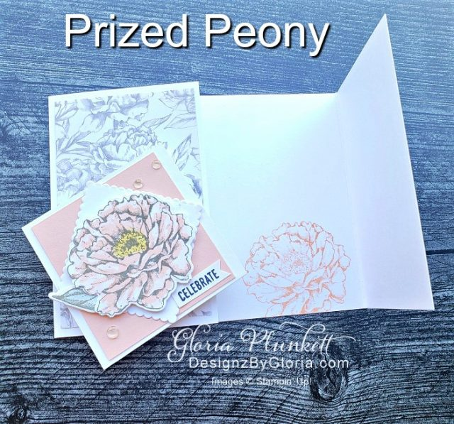 """Prized peony stamp set, peony dies, itty bitty greetings stamp set, layering square dies, Playful alphabet dies, Pampered pets stamp set, pet dies, whale builder punch, playful pets designer series paper, whale of a time dsp, 3/8"""" sheer ribbon, whale of a time sequins, Gold hoop embellishments, free as a bird stamp set, magenta madness cardstock, cinnamon cider cardstock, just jade cardstock, magenta madness cardstock, jar punch, ornate garden specialty designer series paper, itty bitty greetings, pear pizzazz cardstock, seaside spray cardstock, pressed petals specialty designer series paper, botanical prints product medley, detailed band dies, ornate layers dies, Ornate style stamp set, ornate garden specialty designer series paper, ornate layers dies, grapefruit grove cardstock, gold glitter enamel dots, coastal weave 3d embossing folder, basket weave embossing folder, a wish for everything stamp set, word wishes dies, ornate layers dies, ornate floral 3d embossing folder, ornate garden ribbon, ornate garden specialty designer series paper, best dressed 6"""" x 6"""" dsp, pear pizzazz classic ink, sponge daubers, peaceful moments stamp set, subtles embossing folder, rectangle stitched dies, saddle brown stazon ink, blushing bride cardstock, from my heart faceted gems, pear pizzazz classic ink, pleased as punch designer series paper, granny apple green cardstock, basic black cardstock, gorgeous grape cardstock, rococo rose light and dark stampin' blends, granny apple green dark and light stampin' blends, watercolor pencils, blender pen, petal pink cardstock, stitched so sweetly dies, rectangle stitched framelits, 5/8"""" whisper white flax ribbon, real red rhinestones, silicone craft mat, white embossing powder, versamark ink pad, heat tool, watercolor paper, crumb cake cardstock, tear & tape, 1"""" circle punch, simply scored, paper trimmer, Paper Snips, Take Your Pick Tool, Stampin' Sponges, White Chalk Marker, Stitched Rectangle Dies, sip & celebrate dies, Grid Paper, stamp"""